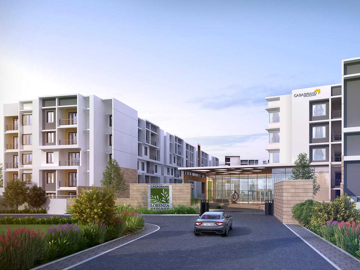 Luxury Villas And Apartments For Sale In Bangalore